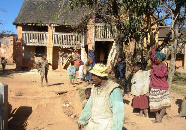 Madagaskar Hilfe