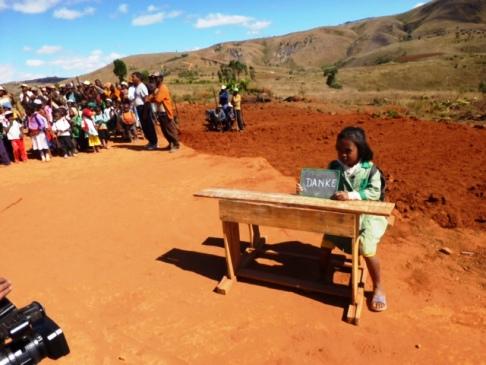 Projet Ecole Primaire Publique à Ambohidravaka
